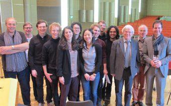 Clemens Mohr ist neuer Stipendiat im deutschen Dirigentenforum