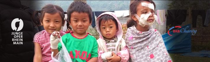 Spendenaktion für Nepal – Projektupdate I